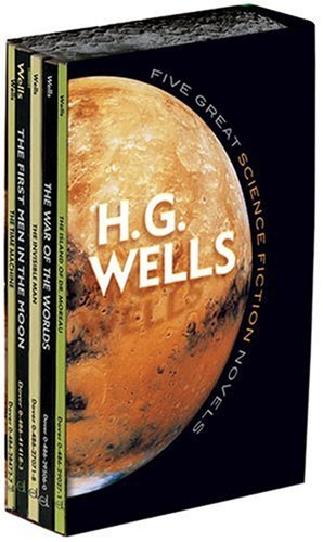 Five Great Science-Fiction Novels  Unabridged edition cover