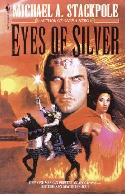 Eyes of Silver  N/A 9780553762785 Front Cover