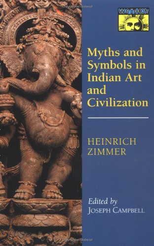 Myths and Symbols in Indian Art and Civilization   1946 edition cover