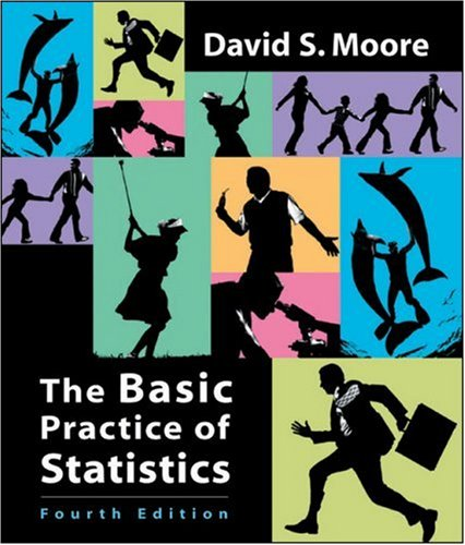 Basic Practice of Statistics  4th 2007 (Revised) edition cover