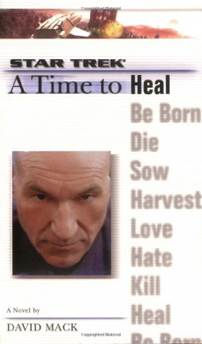Time to Heal   2004 edition cover