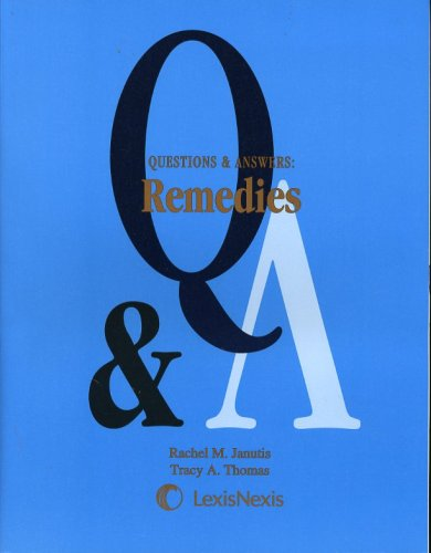 Remedies:   2007 edition cover