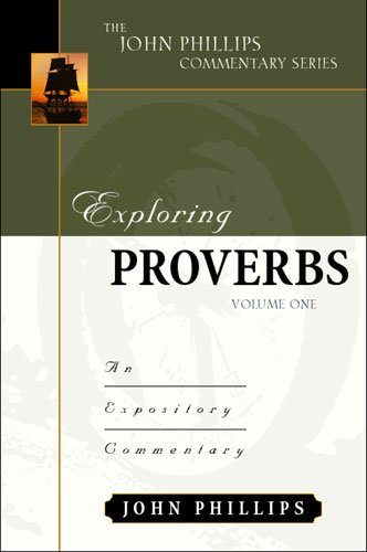 Exploring Proverbs An Expository Commentary N/A edition cover