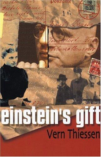 Einstein's Gift   2003 edition cover
