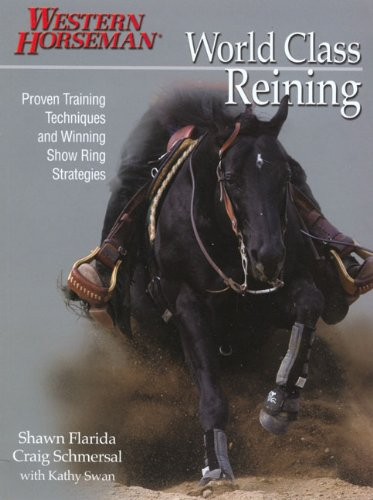 World Class Reining  N/A edition cover