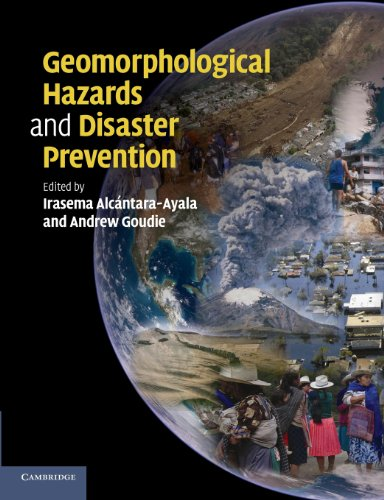 Geomorphological Hazards and Disaster Prevention   2014 9781107414785 Front Cover