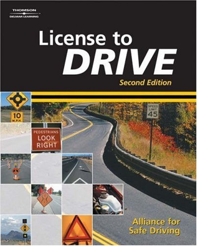 License to Drive  2nd 2007 (Revised) edition cover