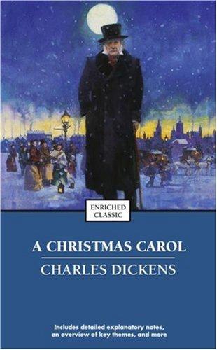 Christmas Carol   2007 edition cover