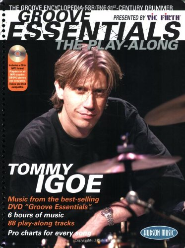 Groove Essentials - The Play-Along The Groove Encyclopedia for the 21st-Century Drummer N/A edition cover