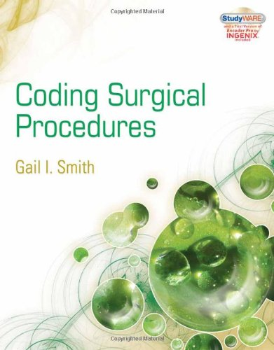 Coding Surgical Procedures Beyond the Basics  2011 edition cover
