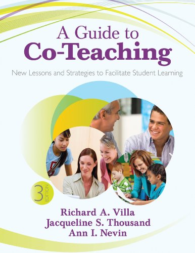 Guide to Co-Teaching New Lessons and Strategies to Facilitate Student Learning 3rd 2013 edition cover