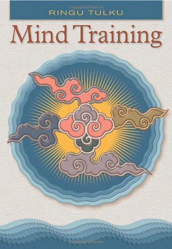 Mind Training   2007 9781559392785 Front Cover