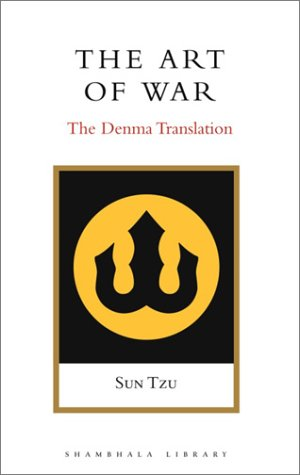 Art of War The Denma Translation  2001 (Abridged) 9781570629785 Front Cover