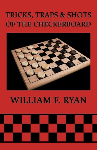Tricks, Traps and Shots of the Checkerboard N/A edition cover