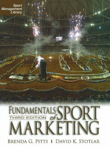 Fundamentals of Sport Marketing, 3rd Edition   2007 edition cover