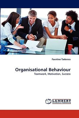 Organisational Behaviour  N/A 9783838369785 Front Cover