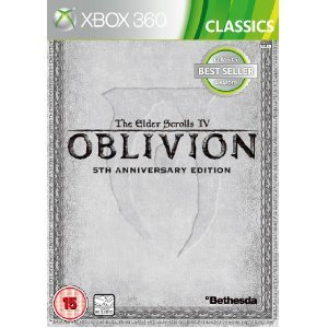 The Elder Scrolls IV: Oblivion 5th Anniversary Edition (XBOX 360) by Bethesda Xbox 360 artwork