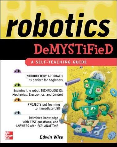 Robotics Demystified   2005 edition cover