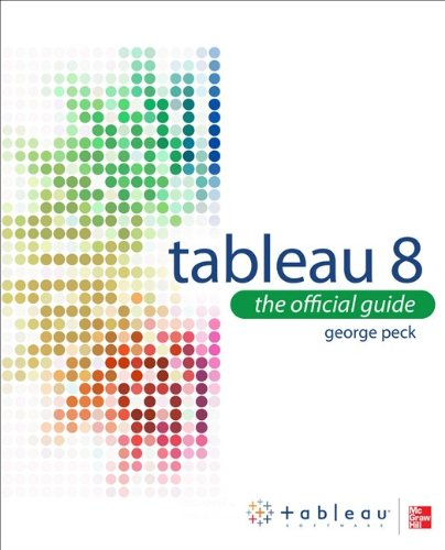 Tableau 8   2014 edition cover