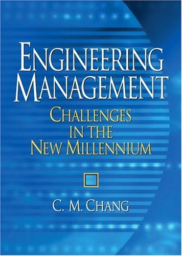 Engineering Management Challenges in the New Millennium  2005 edition cover