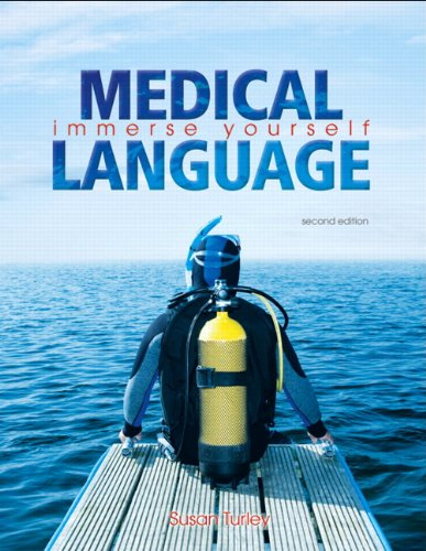 Medical Language  2nd 2011 edition cover