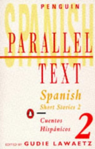 Spanish Short Stories  2nd 1972 (Revised) edition cover