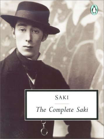 Complete Saki  Revised  edition cover