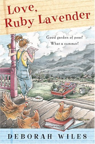 Love, Ruby Lavender   2001 (Reprint) edition cover