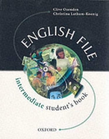 English File N/A edition cover