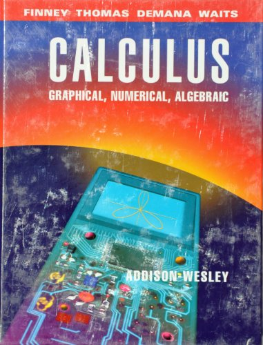 Calculus   1994 edition cover