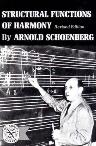 Structural Function of Harmony  Revised edition cover