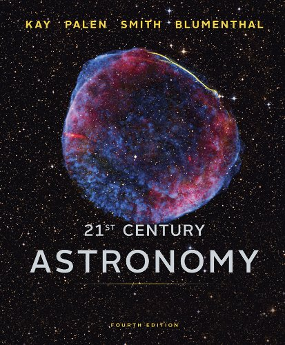 21st Century Astronomy  4th 2013 9780393918786 Front Cover