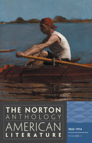 Norton Anthology of American Literature, 1865-1914  8th 2012 9780393934786 Front Cover