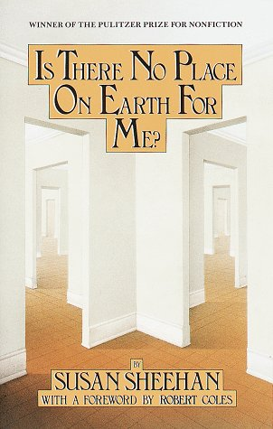 Is There No Place on Earth for Me?  N/A 9780394713786 Front Cover