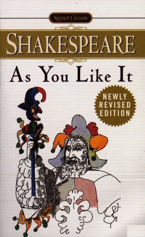 As You Like It  Revised  edition cover