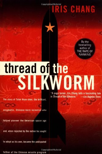 Thread of the Silkworm  N/A edition cover