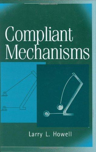 Compliant Mechanisms   2002 edition cover