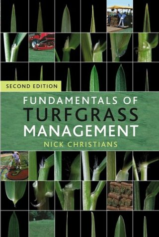 Fundamentals of Turfgrass Management  2nd 2004 (Revised) 9780471454786 Front Cover