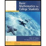 BASIC MATH.F/COLL.STUD.,MEDIA  2007 9780495016786 Front Cover