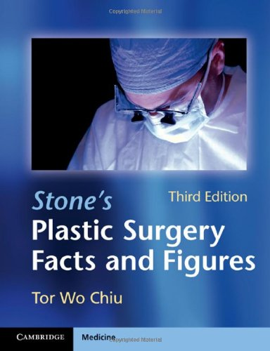 Stone's Plastic Surgery Facts and Figures  3rd 2011 (Revised) edition cover