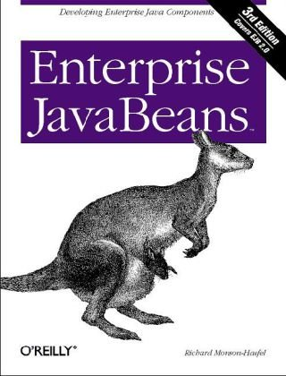 Enterprise JavaBeans 3. 0  5th 2006 (Revised) edition cover