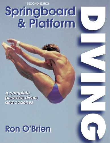 Springboard and Platform Diving  2nd 2003 (Revised) edition cover