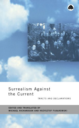 Surrealism Against the Current Tracts and Declarations  2001 edition cover