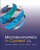Microeconomics in Context  3rd 2013 (Revised) edition cover