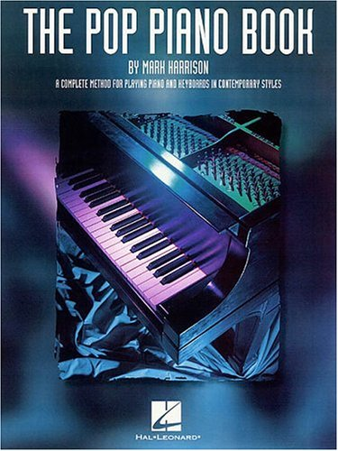Pop Piano Book  N/A edition cover