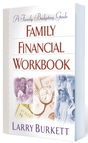 Financial Planning Workbook   2002 (Revised) edition cover