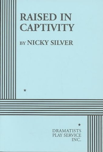 Raised in Captivity   1995 edition cover