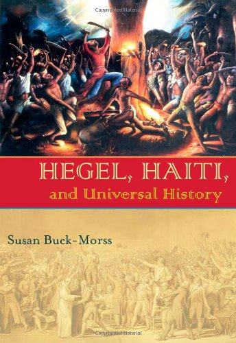 Hegel, Haiti, and Universal History   2009 edition cover