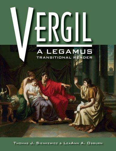 Vergil A Legamus Transitional Reader  2004 edition cover