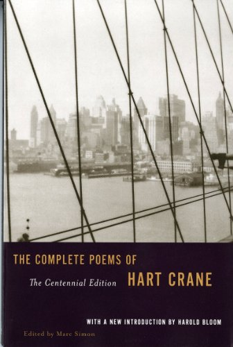 Complete Poems of Hart Crane   2000 (Anniversary) edition cover